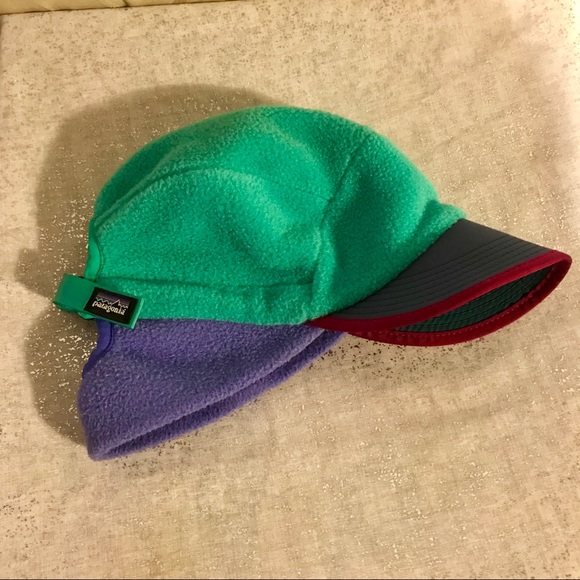 53a8050ec879a Vintage Patagonia Synchilla Fleece Duckbill Hat.  M 5baae4f57386bca2f9437185. Other Accessories ...